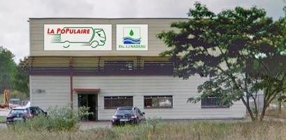 Agence La Populaire-Nadeau à Landiras