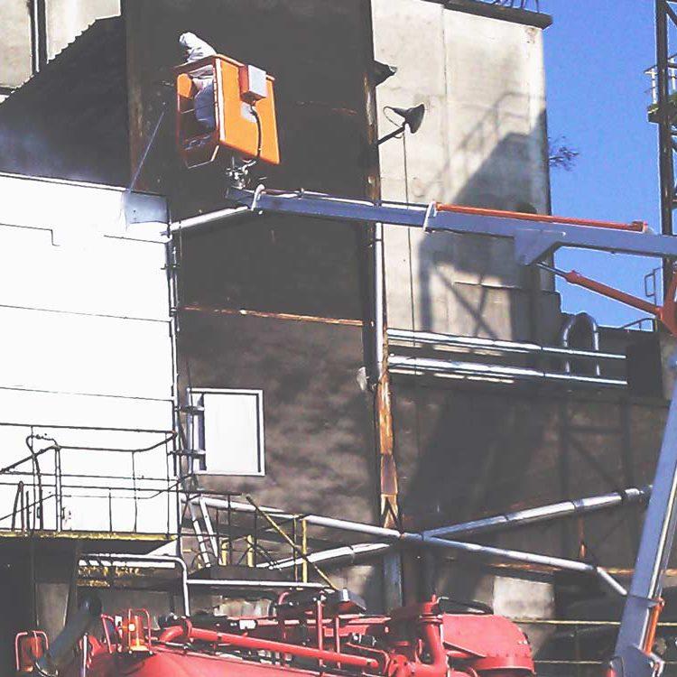 Nettoyage et balayage industriel